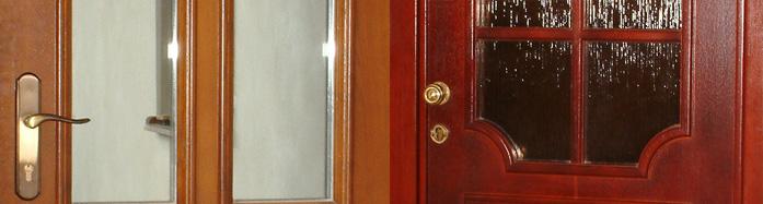 Zakázková výroba - vchodové dveře na míru