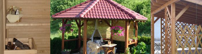 Zakázková výroba saun a pergol na míru