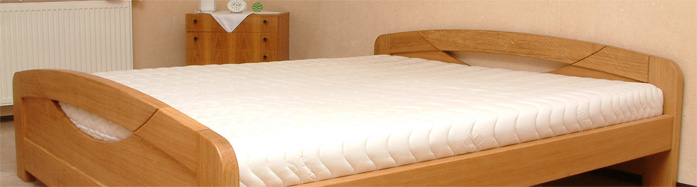Zakázková výroba postelí na míru