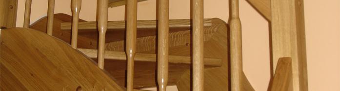 Zakázková výroba schodů na míru
